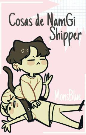 Cosas De Namgi Shipper by Mr_Guitarra7w7