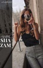 Shazam | Texting by lordofthelaleli