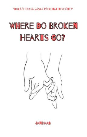 Where Do You Broken Hearts Go?  by jjandaa15