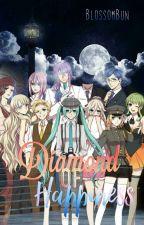 Diamond of Happiness by bunniru
