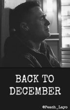Back to December. by Peach_Layo