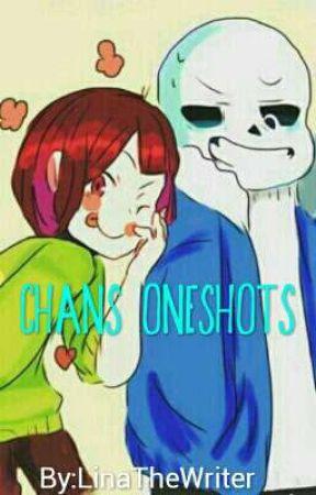 Chans Oneshots >>Sans X Chara<< - Storyshift Chara X
