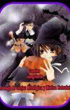 Libro 1 : Camino Sangriento - La Saga De Junjou Mitológica y Mística Hatsukoi )  by Daniela79Uzami