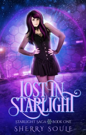 Lost in Starlight - YA Paranormal Romance