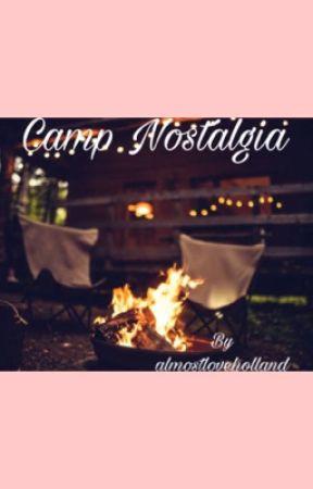 Camp Nostalgia  (l.r.h)  by HemmingsLukeKitten__