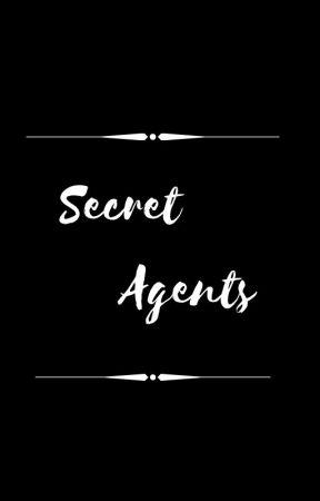 Secret Agents by PrincessFarzan101