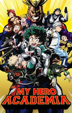 Hero's Bride ( Boku no Hero Academia x Male!Reader