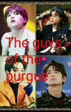 The guys of the purgue (Shinee y BTS) by PaulinaCelesteOrtizC
