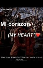 Mi Corazon( My Heart) by hajjomalik
