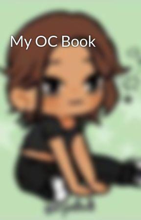 My OC Book by CasyannaBurke