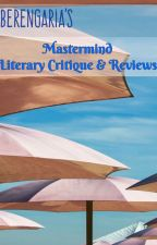 [ON HIATUS] Berengaria's Mastermind Literary Critique & Reviews by Di_Rossi