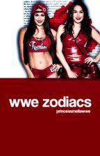 WWE Zodiacs by princessmellawwe