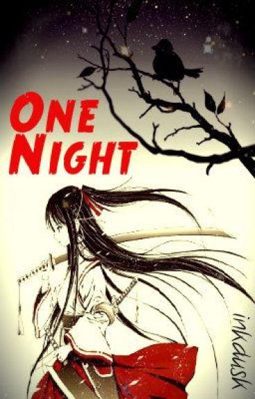 One Night by inkdusk