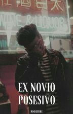 Ex Novio Posesivo ; Logan Henderson by MinDessire