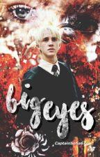 Big Eyes / Draco Malfoy by CaptainMalfoy