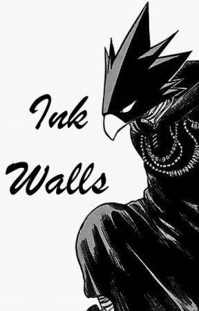 Ink Walls [Tokoyami x reader] - 10 - Wattpad