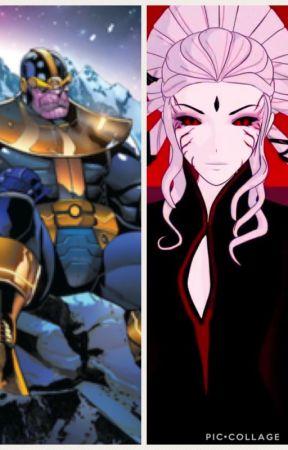 Salem X Male Thanos Reader - (Y,N) arrives to Remnant - Wattpad