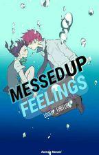 Messed Up Feelings by amaryllidinae