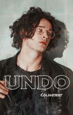 Undo - Matt Healy by colddesert