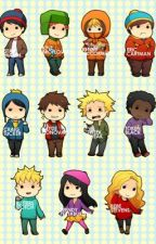 South Park Picture Book by pokegirl04581