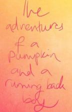 The Adventures of a Pumpkin and a Running Back Boy (Contest Entry) by deepadarani