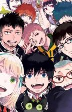 Blue Exorcist One-Shots by Jadelovesreading02