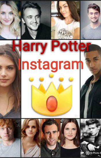 Harry Potter Instagram