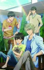Ren X Haru super Lovers by Catfood218