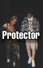 Protector.  by fr3ckles-