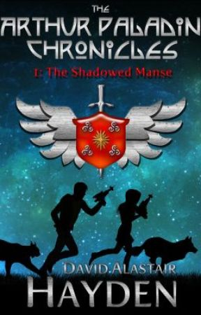 The Shadowed Manse - Chapter One: Slinging Pre-Algebra Books