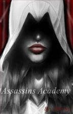 Assassins Academy by ivysaurus