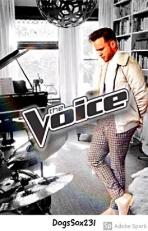 The Voice | Olly Murs by DogsSox231