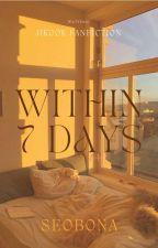 Within 7 days ~ Jikook (BEFEJEZETT) by SeoBona