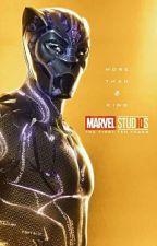 Black Panther x Male Reader by gayboyfj