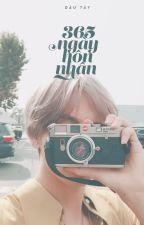 [ Kim Taehyung ] { 365 Ngày Hôn Nhân } by Meii1306