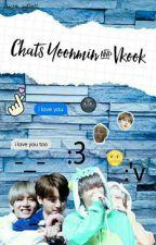 Chats Yoonmin & Vkook by unicorn_sisters20