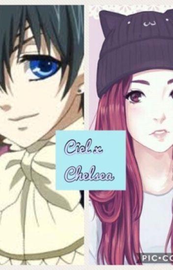 Sebastian's Little Sister{Ciel Phantomhive x Demon Reader