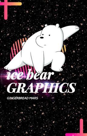 Ice Bear Graphics | beginner by marsandphun