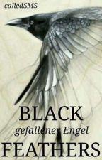 Black Feathers - gefallener Engel by calledSMS