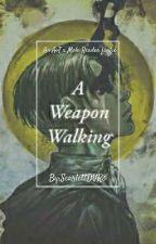 A Weapon Walking / Aot X Male Reader by ScarlettDVR8