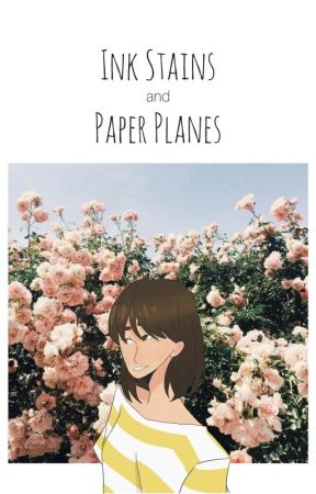 Ink Stains and Paper Planes by deiiiji
