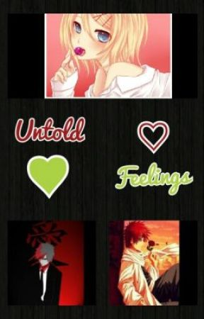 Untold feelings {Gaara lovestory} Naruto fanfic - I give up