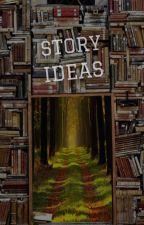 Story Ideas by Hua_Sangzi