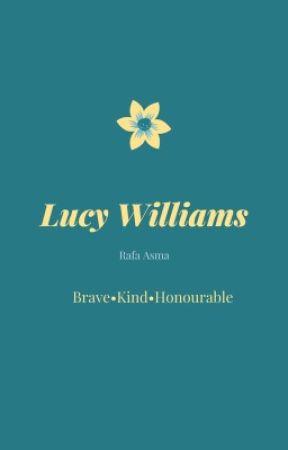 Lucy Williams  ( Lafayette )  by impizzaunicorn