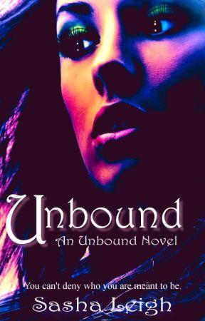 Empowered (Unbound, Book 1) by SashaLeighS