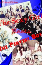 The Sexy Girls Meets The Pervert Boys [SNSD EXO TWICE and GOT7 FanFic]  by HercsWife