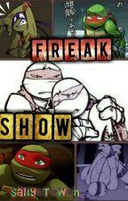 Freak show by Esteban_T_W_H