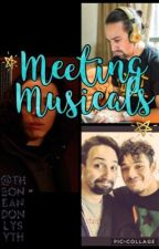 Meeting Musicals (Linthony) by shutuphammy