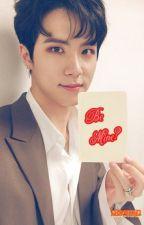 Be Mine?  |  Kim Donghan x Kim Jibeom by le3chan