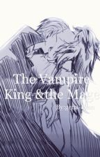 The vampire king & the mage  by gena-chan